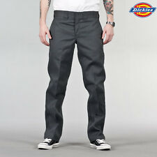 Dickies Slim Straight Work Pant charcoal - 873 Hose Chino grau - Sonderpreis
