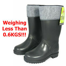 Ladies Horse Thermal Waterproof Removable Liners Farm Yard Wellies Boots UK 3-8