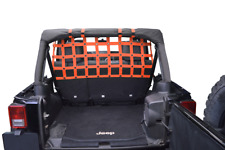 Dirtydog 4x4 Half Cargo Pet Divider Jeep Wrangler Unlimited 2007-2014 4 Door