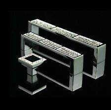 Modern Kitchen Cabinet Wardrobe Cupboard Knob Drawer Door Pulls Handles MBS342