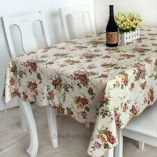 European Style PVC Waterproof Oilproof Dinner Table Cloth Tablecloth,Style #10
