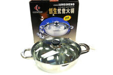 Stainless Steel Shabu Shabu Lover Hot Pot -ChuangSheng