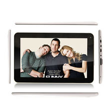 "9"" 1024*600 HD Dual Core Google Android 4.2 Tablet PC Pad 2.0MP Camera 8GB WIFI"