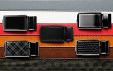 SlideBelts Single No Holes Ratchet Belt Buckles (No Leather)