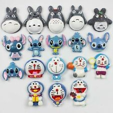 1 x 3D Stitch Totoro Doraemon Resin Creative Refrigerator Magnet Iron Sticker