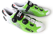 New Sidi Wire Carbon Cycling Shoes,Cannondale Edition, EU39-45