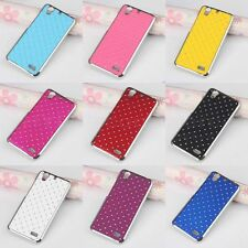 2014 New Prevail Style Bling Diamond Hard Case Cove Skin For Huawei Ascend G630