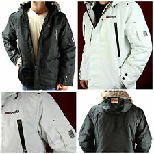 Neuf Geographical Norway - Cluses Veste/Blouson Hiver Outdoor Homme Veste