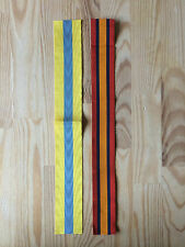 1800's Full Size Ribbon - Brand new 30cm enough to Court or Swing Mount 1 Medal