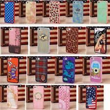 Latest Fashion Monsters Hard Phone Case Painted Shell FOR I Phone 5 5s