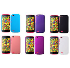 Hard Rubberized Matte Snap-On Slim Cover Case for Gionee Elife E3