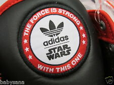 STAR WARS OFFICIAL ADIDAS ORIGINALS ULTRASTAR DARTH VADER TRAINERS - UK 9