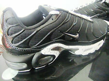 ORIGINAL MENS NIKE AIR MAX PLUS TN TUNED AIR TRAINERS UK SIZE 10 - 11  ( 0 9 1 )