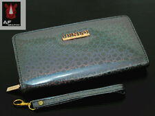 EB14sa Wristlet Purse Wallet Pouch Mobile Phone Glossy Faux Leather Case Cover