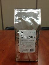 Citric Acid USP/Food Grade Organic 1-30 Lb packs! FREE SHIPPING!!