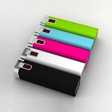 2600mAh External USB Power Bank Battery Pack Charger for iPhone 4/5 Samsung S5