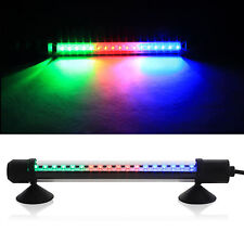 RGB Submersible Aquarium  Light Bar Fish Tank Waterproof  LED with UK Plug