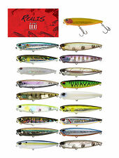 DUO REALIS PENCIL 110 TOPWATER BAIT select colors