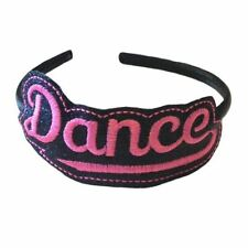 DANCE Slider Headband (You Choose colors)