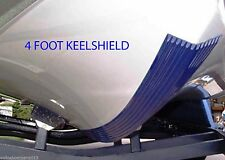 BOAT KEEL GUARD- 4 FOOT, 11 COLORS AVAILABLE- YOU CHOOSE - KEELSHIELD BRAND
