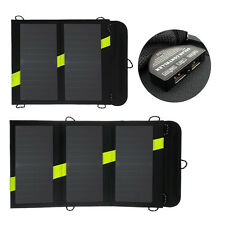 14W/20W Solar Panel Foldable Charger Backup for Mobile Phone iPhone 6 plus 5s 5c