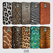 Animal Print Wildlife Fur Skin Phone Case for Samsung Galaxy Range