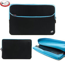 Kroo Neoprene Sleeve with Pocket for HP 15-g070nr 15.6-Inch Laptop