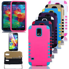 PC Shockproof Dirt Dust Proof Hard Matte Cover Case For Samsung Galaxy S5 G900