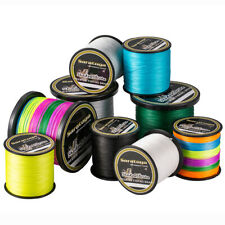 8Strands 130LB-300LB 100%PE Super Strong Dyneema Fishing Line Braid