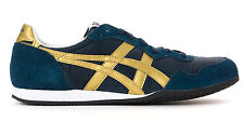 Asics Onitsuka Tiger Serrano Casual Shoes Mens - Navy/Gold - D109L-5094