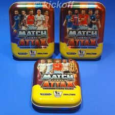 Match Attax 2014-2015: Collector Tin. inc. ROONEY Limited Edition + 50 cards