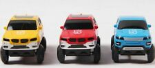 New Rail Track Car Kids Toy Battery Power 3 Color Available