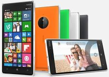 "Nokia Lumia 830 RM-984/1049 (FACTORY UNLOCKED) 5"" IPS , 16GB  - Pick Your Color"