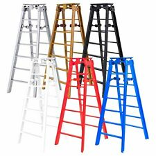 "WWE Wrestling Figure Acessories: 6"" Folding Ladder: Your Choice of Colour"