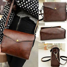 New Designer Fashion Womens Leather Style Tote Shoulder Bag Handbag Ladies