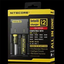 Nitecore i2 Intellicharger  (Car Charger, Vamped , MXJO )