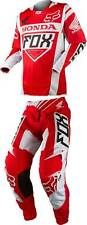 2015 Fox Racing 360 Honda Motocross Dirtbike MX ATV Mens Jersey Pant Gear Combo
