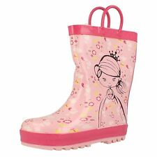 Girls Startrite Warmlined Wellingtons Princess Amelia