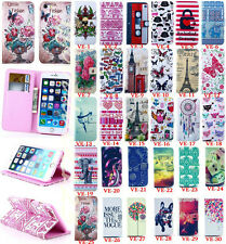 Fashion flip wallet pu leather stand case cover For SAMSUNG GALAXY S4Mini i9190