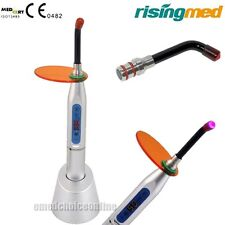A Dental 5W WirelessCordless LED Curing Light Lamp 1500mw /Tip /Bulb HOT SALE