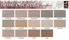CORMAR CARPET HOME COUNTIES HEATHER 42oz CLOUD 9 UNDERLAY INCLUDING FITTING