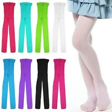 Lovely Girl Baby Kids Children Pantyhose Tights Cotton Opaque Stockings Socks