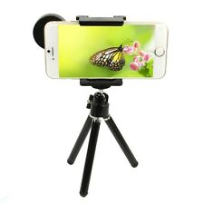 8x Zoom Optical Camera Lens Telescope + Mount Holder For iPhone Andriod Phone