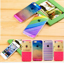 Ultra Thin Nature Colorful Painted Hard Back Skin Case Cover For iPhone6/6 plus