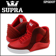 Supra Spectre Chimera Lil Wayne Men's Shoes Sneakers Red White SP51007 $125 NEW
