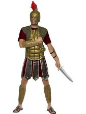 Men's Roman Gladiator Greek Soldier Hero Costume Tunic Armour Ancient Army Movie