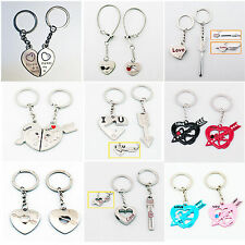 You Are The Key To My Heart, Arrow To Heart Lover Couple Key ChaIn