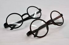 8360/1 New for 2014 Stylish Retro Round Frame Reading Glasses In Black or Brown