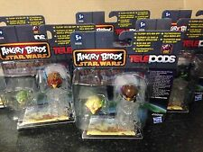 Angry Birds Star Wars Telepods Assorted Multi / Double Figure Packs Jedi vs Sith