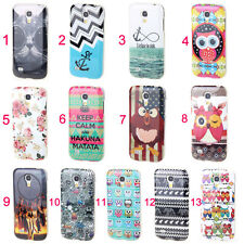 Elephant Cool Cat Owl Tpu Gel Soft Case Cover For Samsung Galaxy S4 Mini i9190